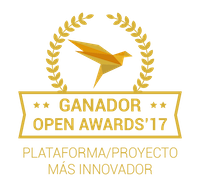ganador open awards